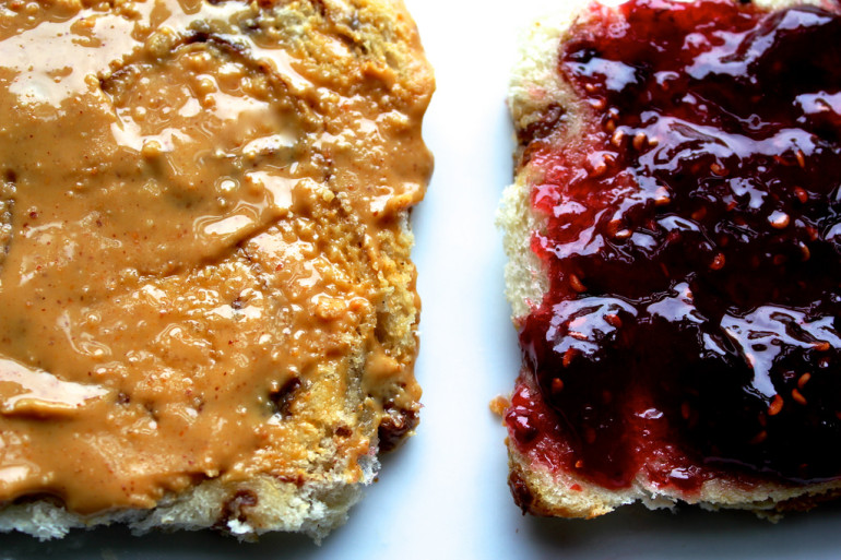 Spice Up Your PB&J