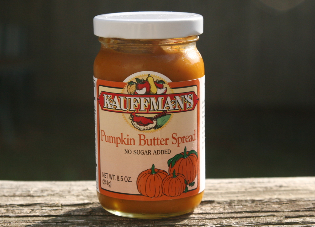 Add Some Pumpkin to Your Butter