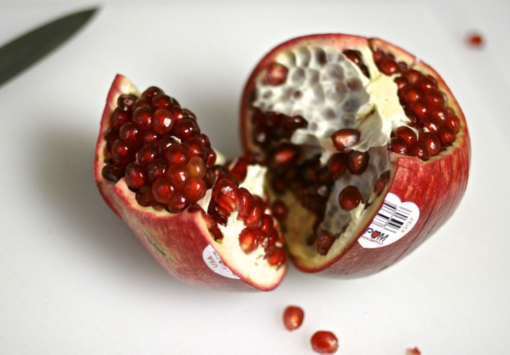 The Ultimate Study Aid: Pomegranates