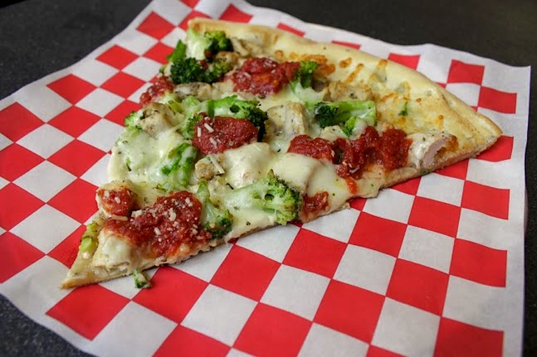A Definitive Ranking of the Best Pizza on Campus