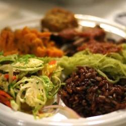 Inside Herban Quality Eats