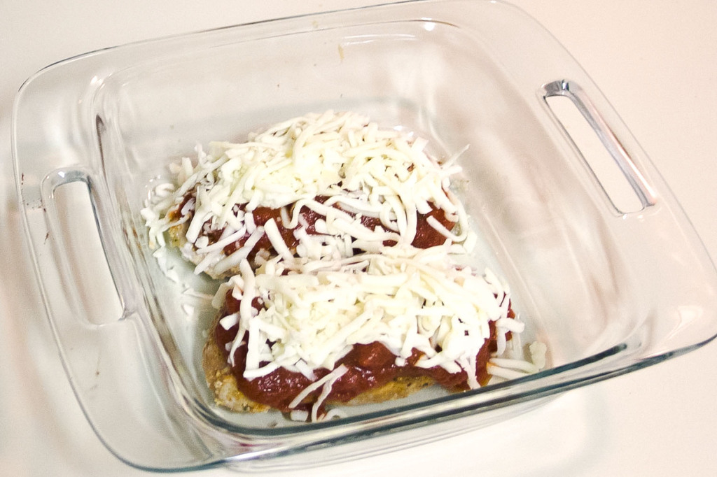 how to make chicken parm in oven