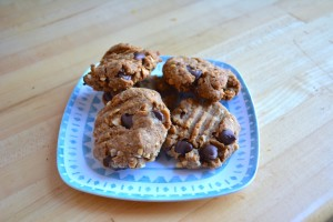 These Peanut Butter Chocolate Cookies Are Vegan and Gluten-Free