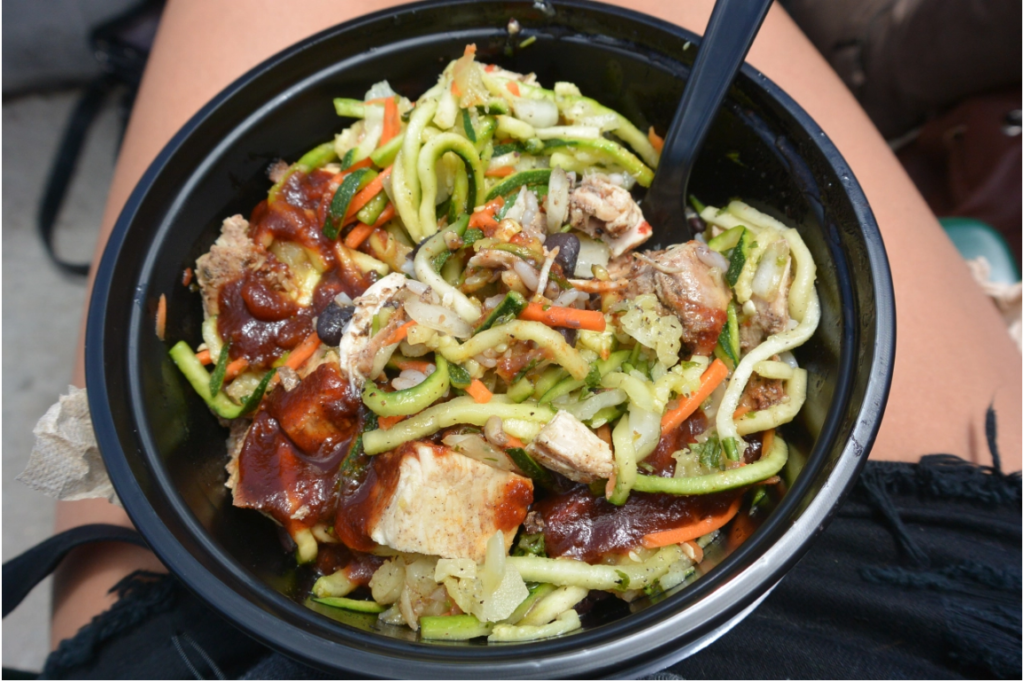 Foods You Need To Try At ATT Park This Summer - 10 caribbean foods you need to try