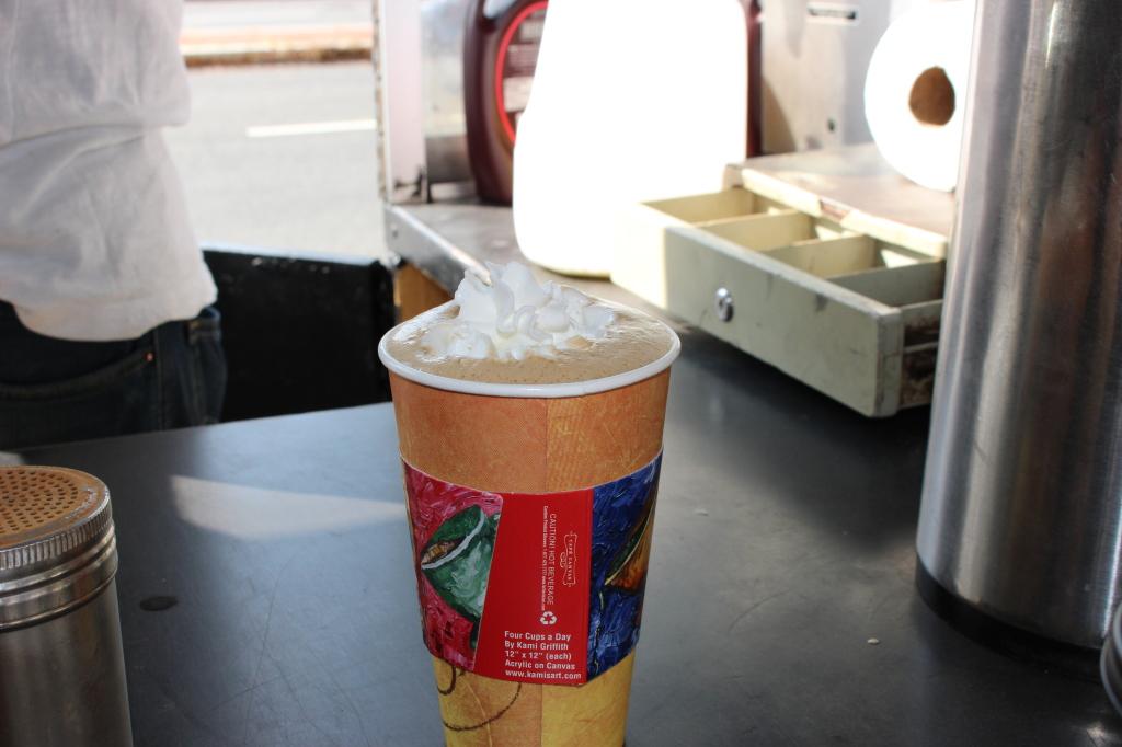 Sami's Coffee Kiosk