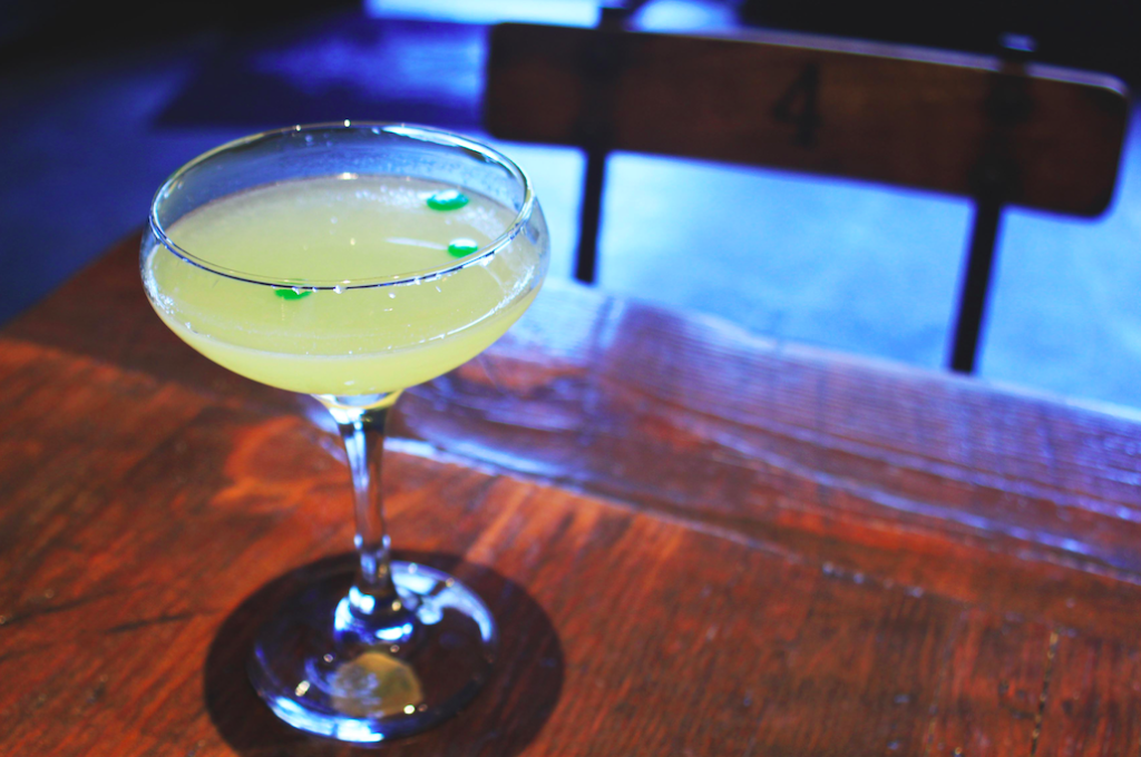 Cucumber Margarita PHOTO By Elizabeth Kennedy