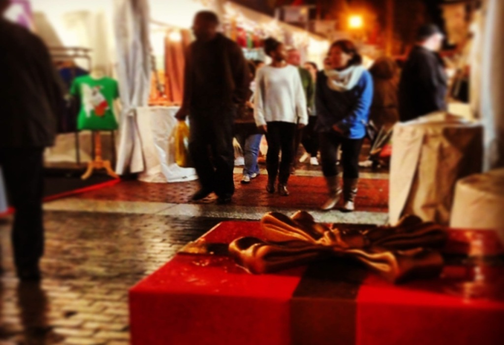 Photo courtesy of Downtown Holiday Market