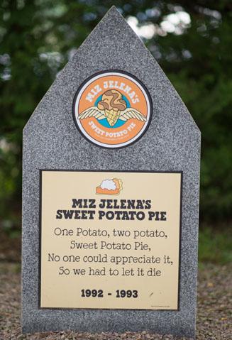 Miz Jelena's Sweet Potato Pie