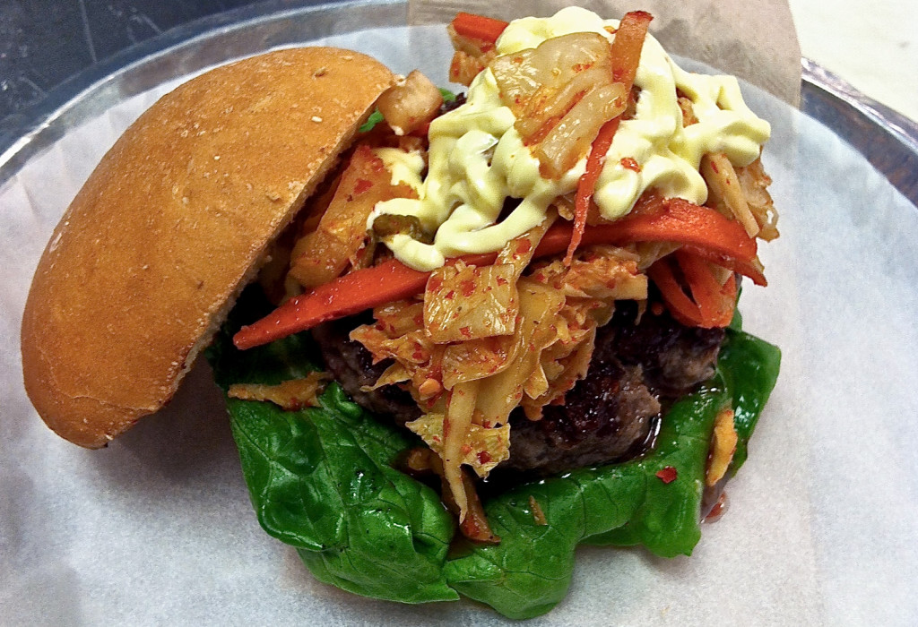 Photo courtesy of Bull City Burger and Brewery