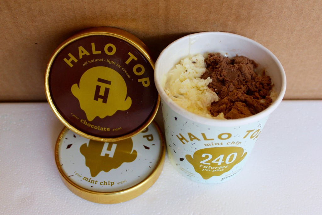 I Tried the Halo Top Ice Cream Diet and This is What Happened