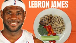 What You Should and Shouldn't Eat If You Want to Eat Like LeBron James