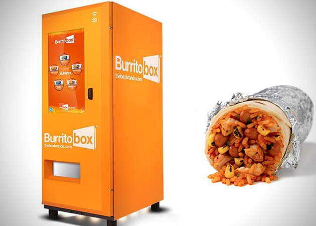 burrito box vending machine locations