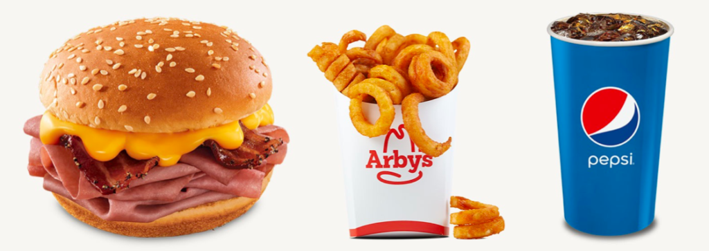 Photos courtesy of arbys.com