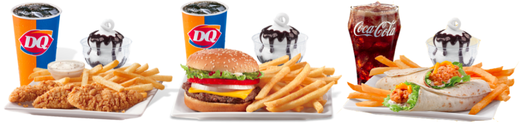 Photos courtesy of dairyqueen.com