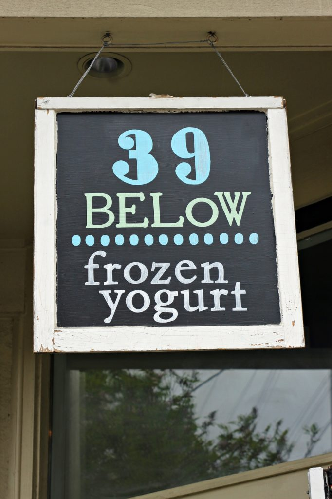 froyo, frozen yogurt, ice cream, summer, desserts, columbus, ohio