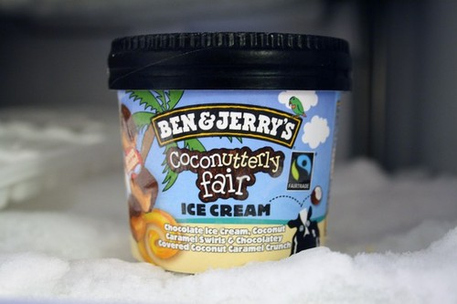 Ben and Jerry's Flavors