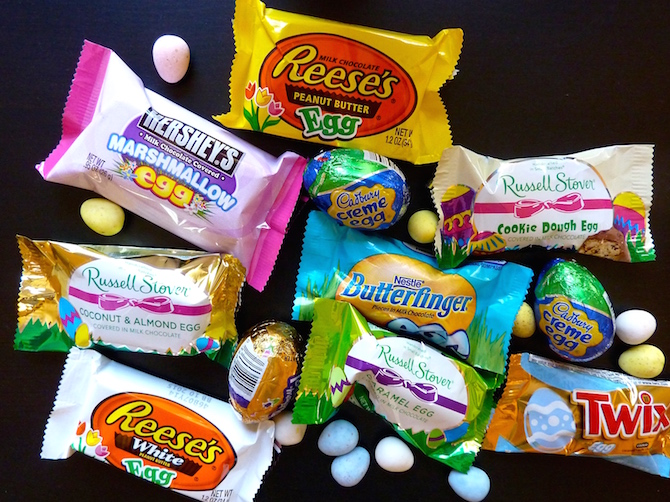 The Definitive Ranking of Candy Easter Eggs