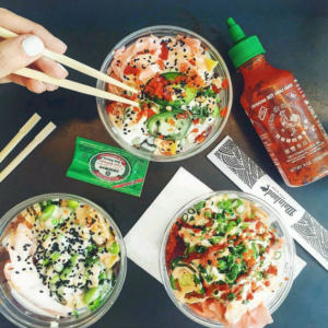 A Definitive Ranking of all the Poké Spots Around UCLA
