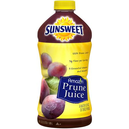 Is Drinking Prune Juice Daily Good For You