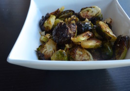 Crispy Asian-Inspired Brussels Sprouts