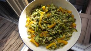 Make This Pesto Couscous Salad To Savour the Last Days of Summer