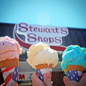 Photo courtesy of @stewarts_shops on Instagram