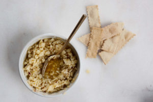 This Simple Parmesan Spread Will Replace Your Store-Bought Dips