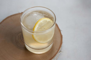 Be Your Own Mixologist with This Ginger Lemon Syrup