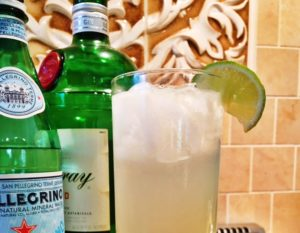 This Gin and Lime Cocktail Will Make You Forget About Tequila