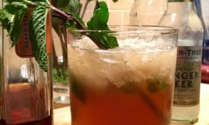 Sparkling Ginger Mint Juleps to Toast the End of Summer