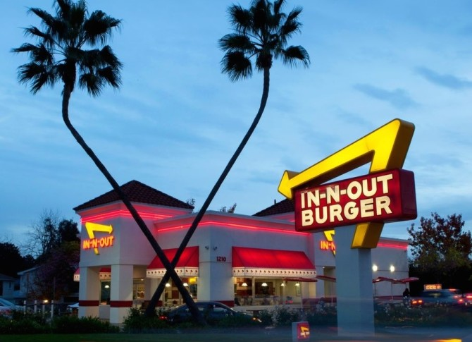 Photo courtesy of In-N-Out Burger