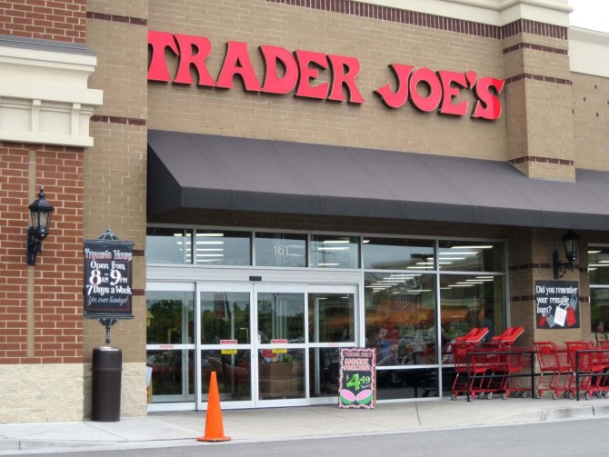 Photo courtesy of traderjoes.com