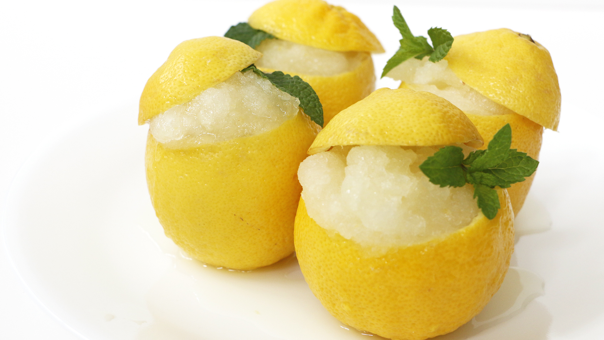 This Icy Tequila Lemon Sorbet Will Keep You Cool for the ...