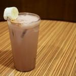 DIY Frozen Coffee in Hayden Dining Hall