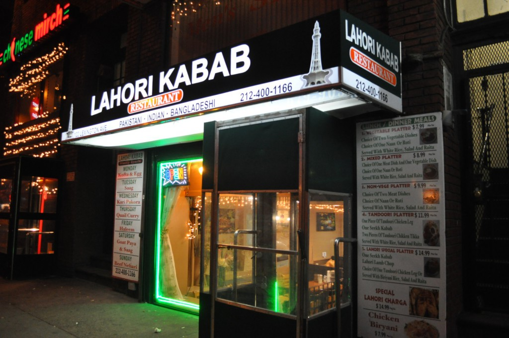 Little India's Lahori Kabab