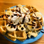 Dessert Delicacies in All-You-Can-Eat Dining Halls
