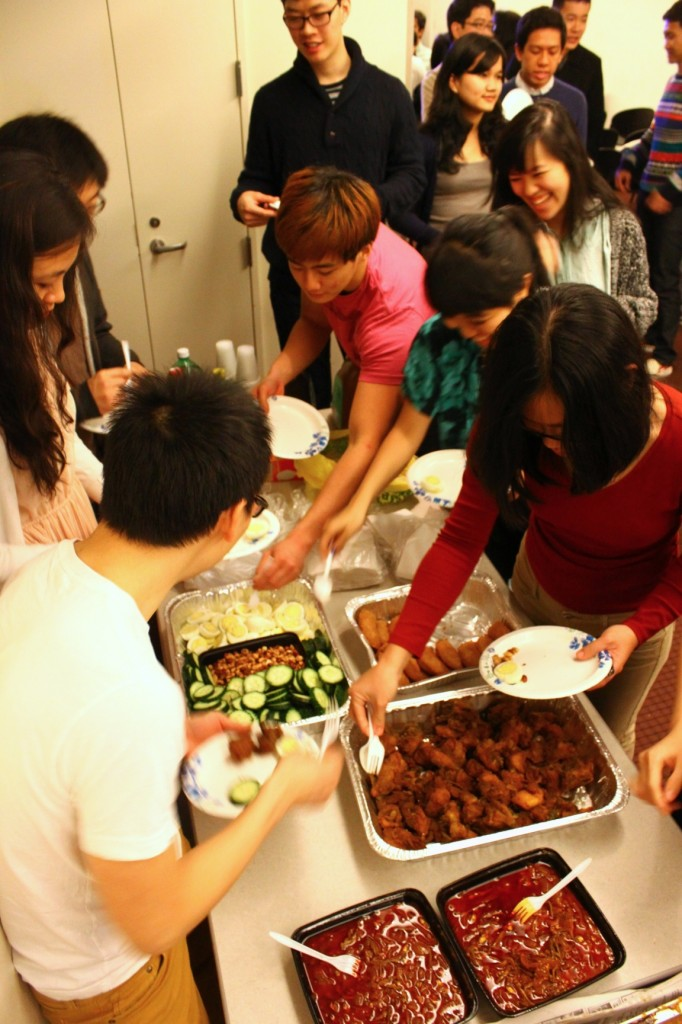 Singaporean Thanksgiving