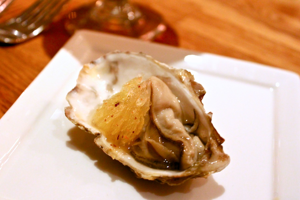 Nossa Mesa Supper Club: Oyster Bowl