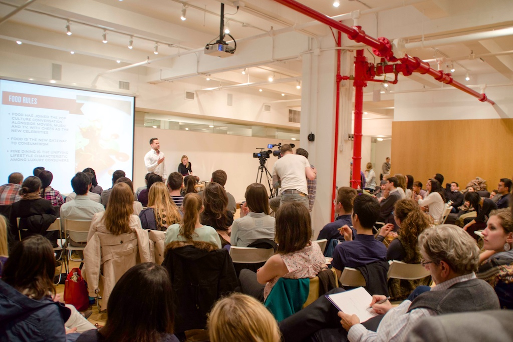 Taste Talks NYC