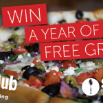 Win Free Grub for an Entire Year