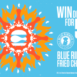 Free Dinner for 5 at Blue Ribbon Fried Chicken
