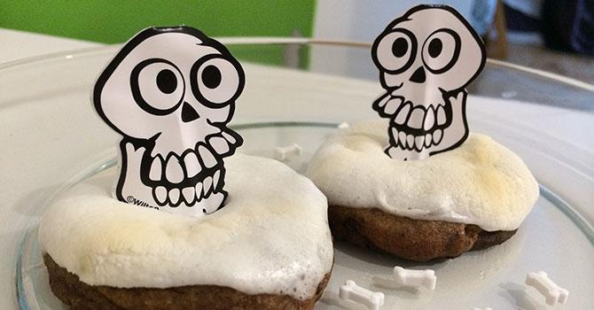 Happy Malloween! 5 Wicked Good Marshmallow Desserts