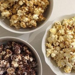 Bang, Bang, Pop, Pop: Popcorn Recipes with a Twist