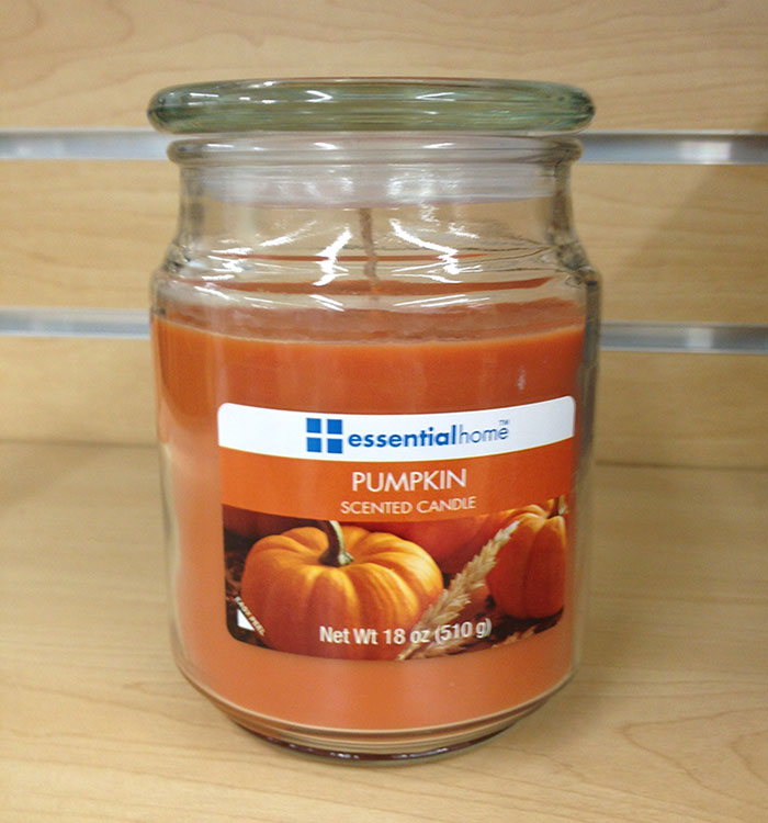 food scented candles