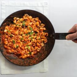 Pasta Flyer Lands in the West Village