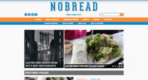 NoBread site