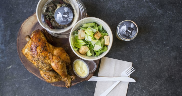What to Eat at Papa Poule, Soho's Newest Takeout Spot