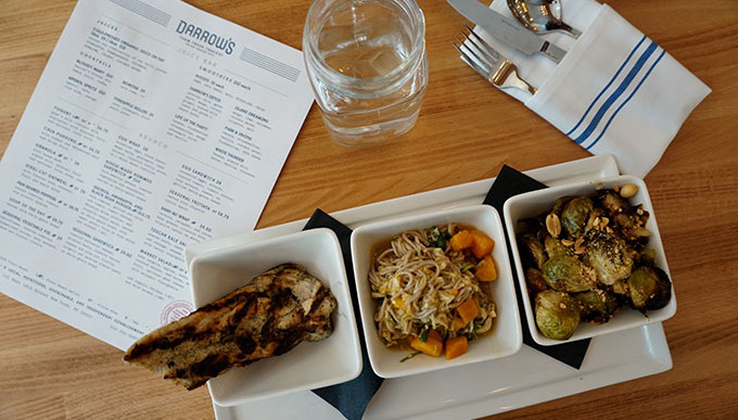 What to Eat at Darrow's Farm Fresh Takeout