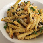 How to Make Gourmet French Fries at Home