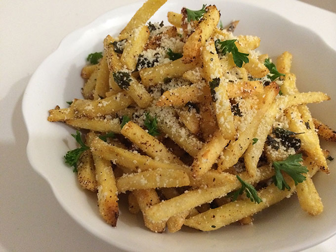 Make These 3 Gourmet French Fry Recipes at Home